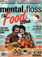 Mental Floss Magazine 11/1/2014