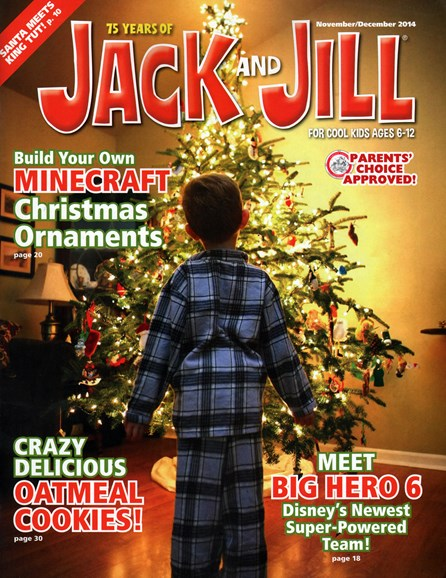 Jack And Jill Cover - 11/1/2014