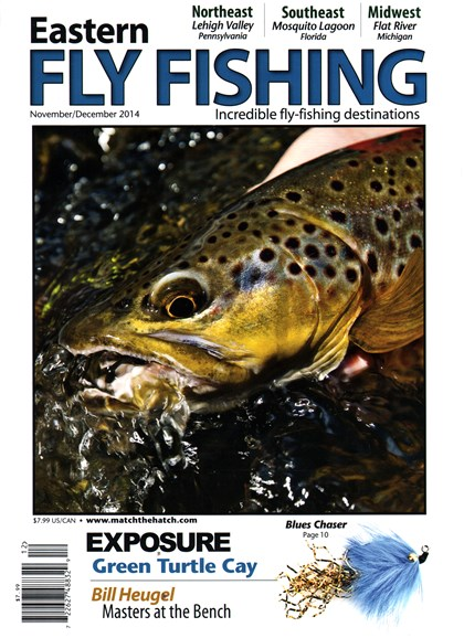 Eastern Fly Fishing Cover - 11/1/2014
