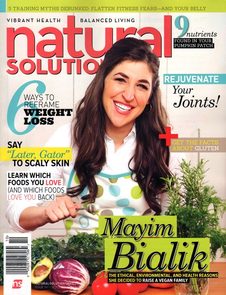 Natural Solutions Cover - 10/1/2014