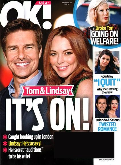 Ok! Cover - 11/10/2014