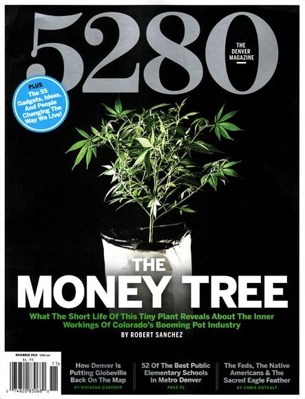 5280 Magazine Cover - 11/1/2014
