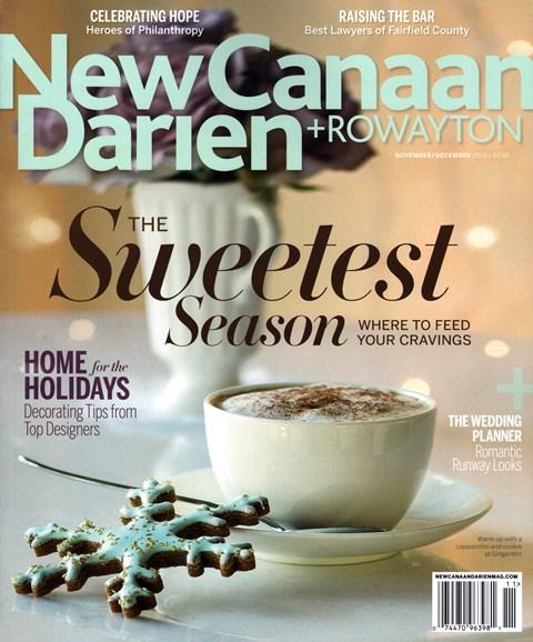 New Canaan-Darien Cover - 11/1/2014