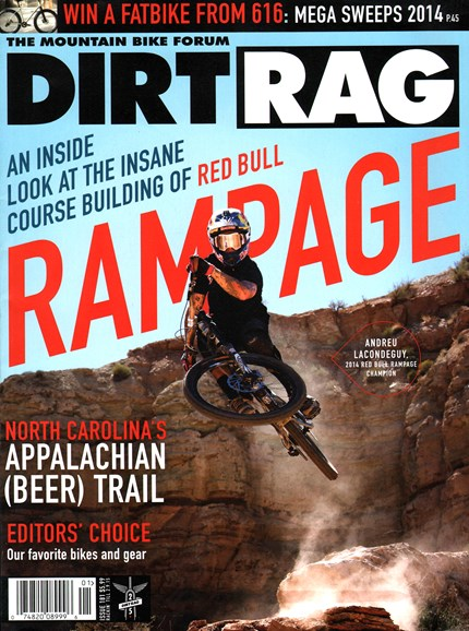 Dirt Rag Cover - 11/15/2014