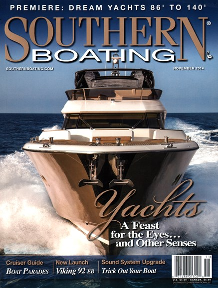 Southern Boating Cover - 11/1/2014