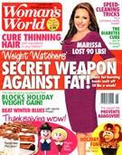 Woman's World Magazine 11/17/2014