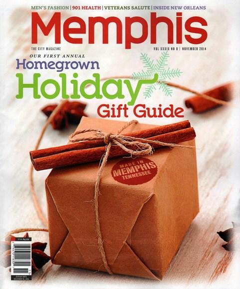 Memphis Cover - 11/1/2014