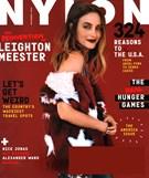 Nylon Magazine 11/1/2014