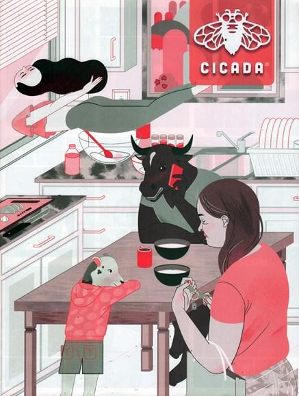 Cicada Cover - 11/1/2014