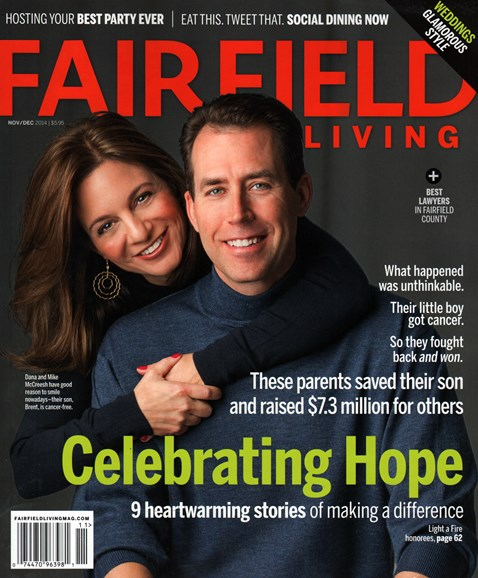 Fairfield Living Cover - 11/1/2014