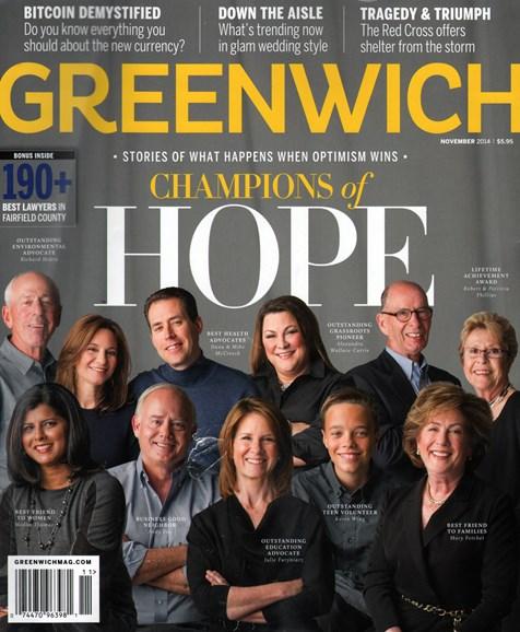 Greenwich Cover - 11/1/2014