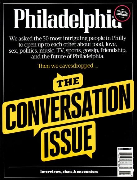 Philadelphia Magazine Cover - 11/1/2014