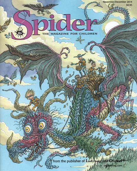Spider Cover - 11/1/2014