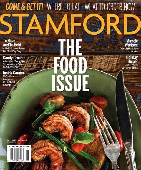 Stamford Magazine Cover - 11/1/2014
