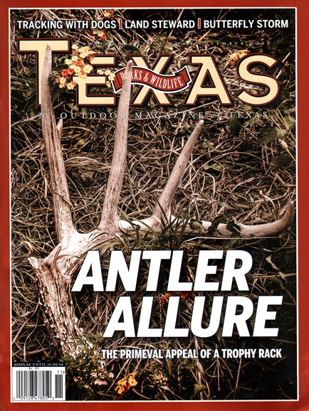 Texas Parks & Wildlife Cover - 11/1/2014