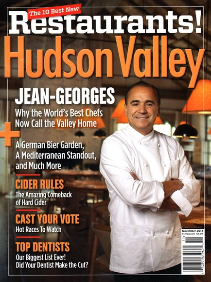 Hudson Valley Cover - 11/1/2014