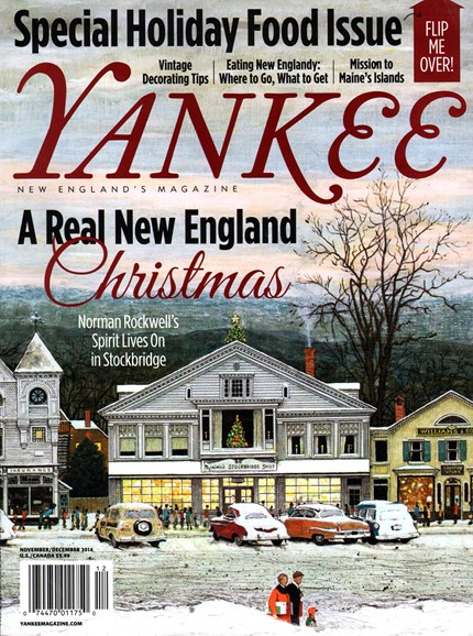Yankee Cover - 11/1/2014