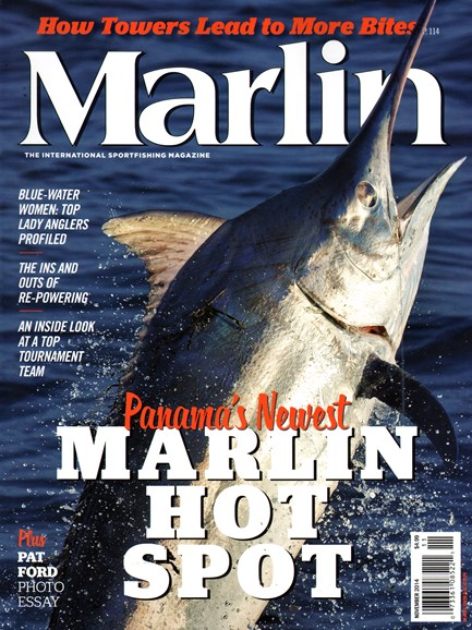 Marlin Cover - 11/1/2014
