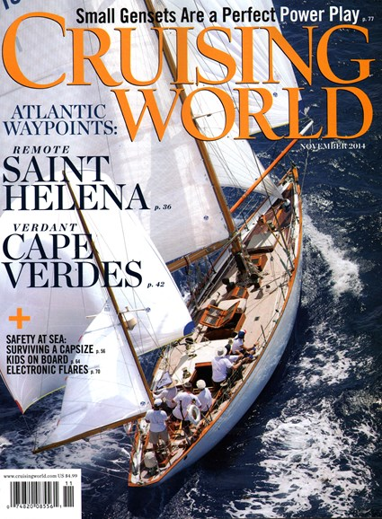 Cruising World Cover - 11/1/2014