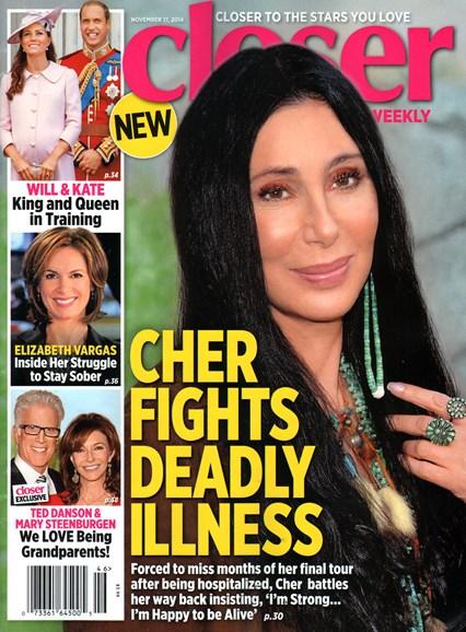 Closer Cover - 11/17/2014