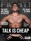Fight Magazine | 11/1/2014 Cover