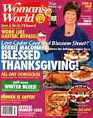 Woman's World Magazine 11/24/2014