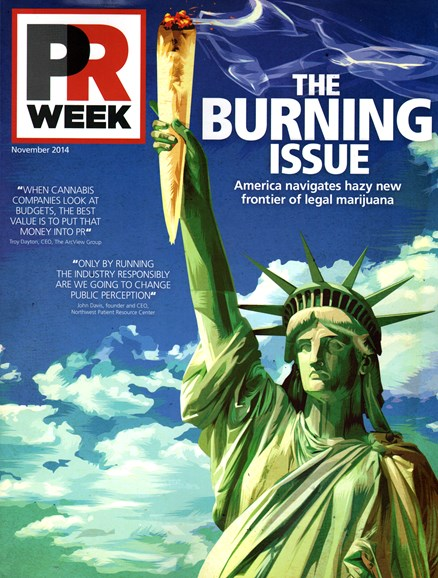 PRWeek Cover - 11/1/2014