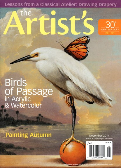 Artists Cover - 11/1/2014