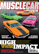 Muscle Car Review Magazine 11/1/2014