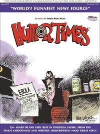 Humor Times | 11/1/2014 Cover