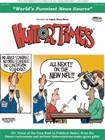 Humor Times | 10/1/2014 Cover