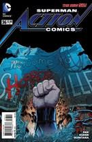 Superman Action Comics 1/1/2015