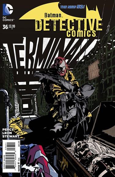 Detective Comics Cover - 1/1/2015