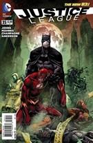 Justice League Comic 12/15/2014