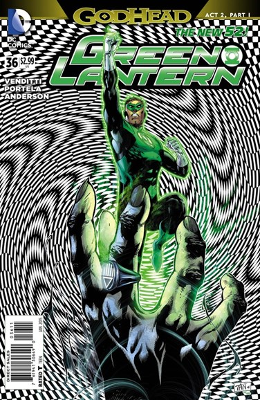 Green Lanterns Cover - 1/1/2015