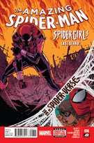 Superior Spider Man Comic 12/15/2014