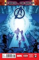 Avengers Comic 12/1/2014