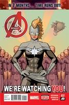 Avengers Comic 12/15/2014