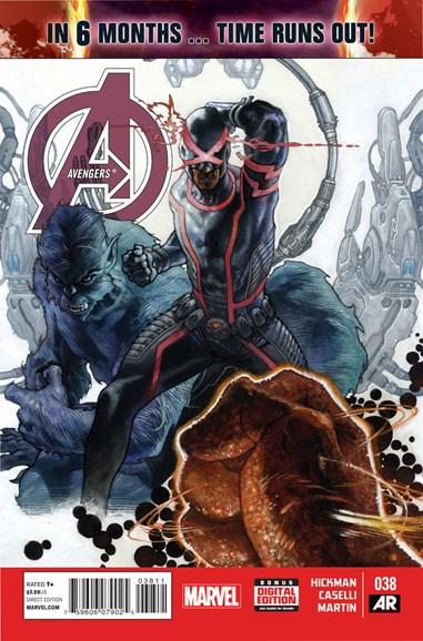 Avengers Cover - 1/1/2015