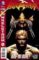 Aquaman Comic 12/1/2014