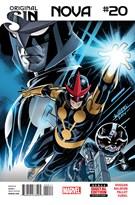 Nova Comic 10/1/2014