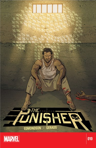 The Punisher Cover - 11/1/2014