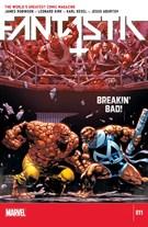 Fantastic Four Comic 12/1/2014