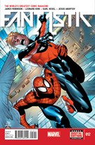 Fantastic Four Comic 12/15/2014