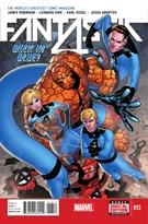 Fantastic Four Comic 1/1/2015