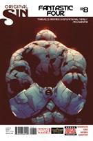 Fantastic Four Comic 10/1/2014