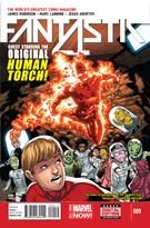 Fantastic Four Comic 10/15/2014