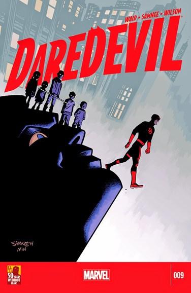 Daredevil Cover - 12/1/2014