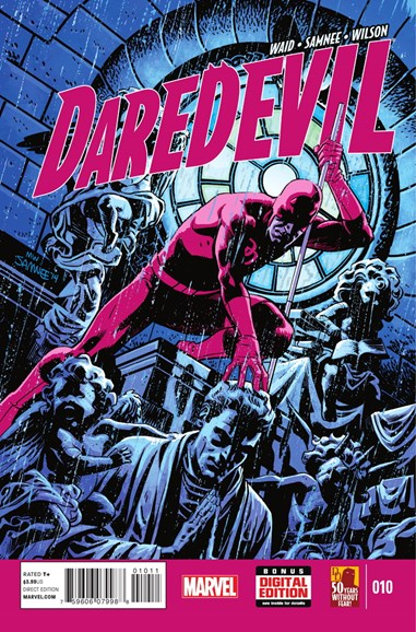 Daredevil Cover - 1/1/2015