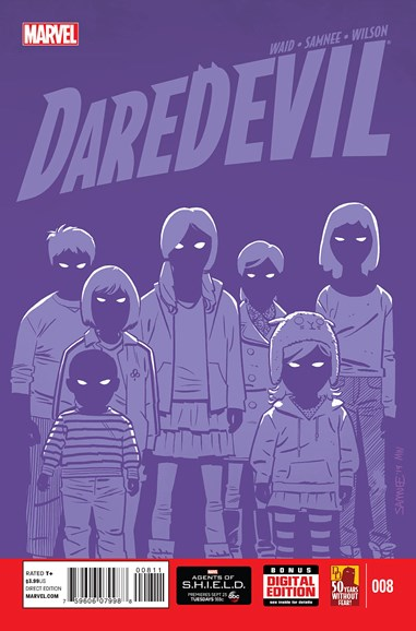 Daredevil Cover - 11/1/2014